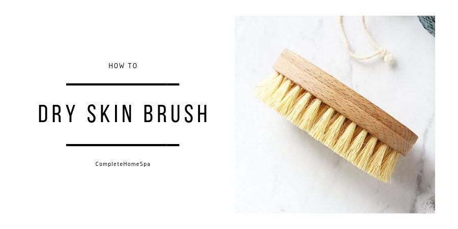 how to dry brush