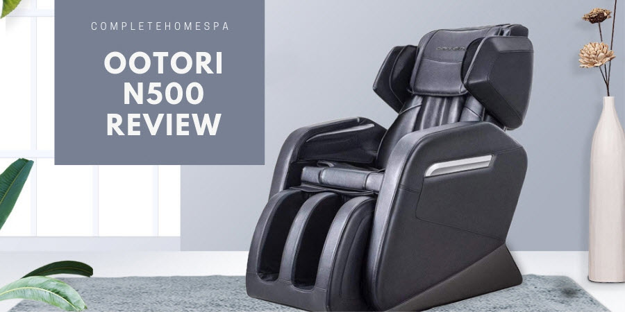 ootori n500 massage chair review
