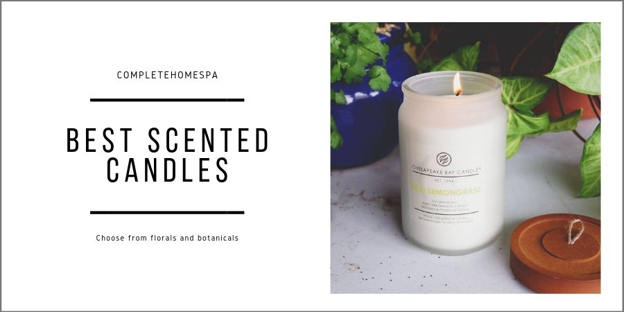 what are the best scented candles