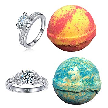 best bath bombs with rings