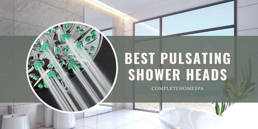 pulsing shower head