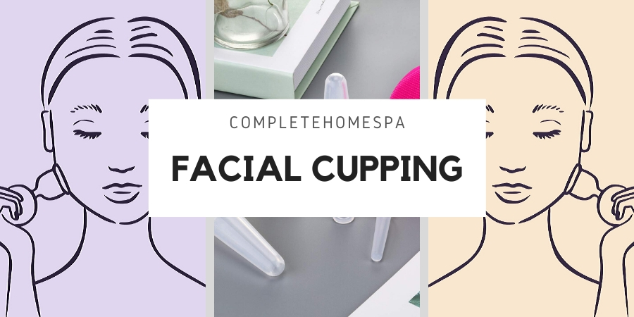 how to do facial cupping
