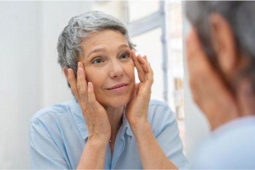 ageing skin