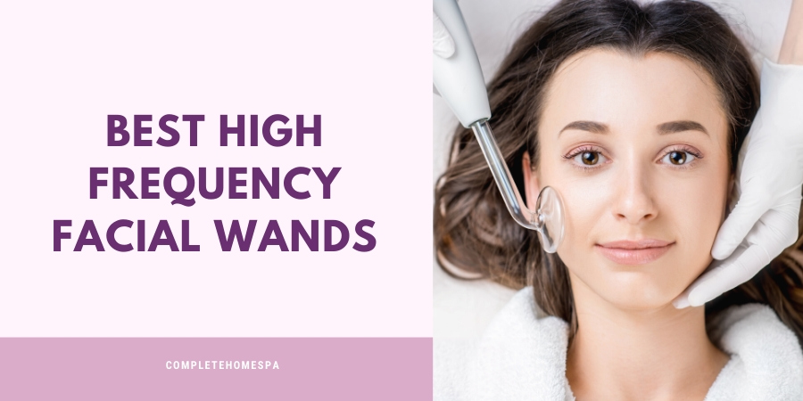 best high frequency facial wand for acne
